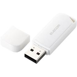 バリュータイプUSBメモリ MF-HMU2シリーズ 16GB(ホワイト) MF-HMU216GWH(FMDI012376)
