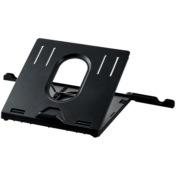 ノートPCスタンド/折りたたみ8段階/ブラック PCA-LTS8BK(FMDI014692)