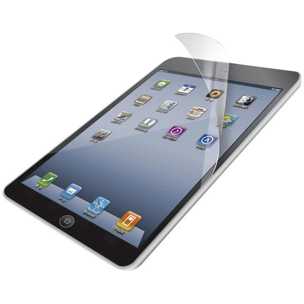 iPad mini用 液晶保護フィルム(エアーレス防指紋光沢) TB-A12SFLFAG(FMDI009657)