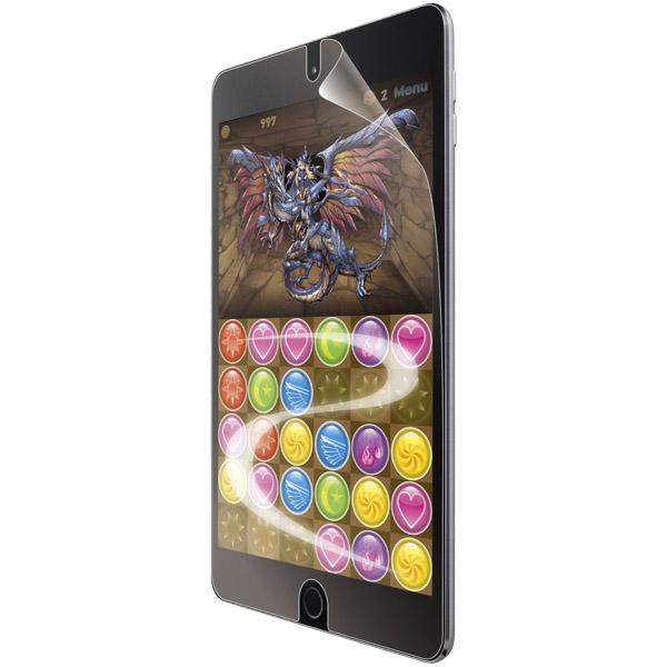 iPad mini 4用保護フィルム/ゲーム用/スーパースムース/ブルーライトカット/高光沢 TB-A17SFLGMBLAG(FMDI009790)