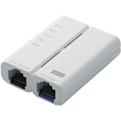 法人向け無線LANルーター/ホテル用/300Mbps/ホワイト/白箱 WRH-300WH-H(FMDI004376)