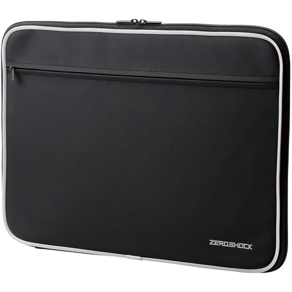 PC用インナーバッグ/ZEROSHOCK/15.6インチ/ブラック ZSB-IBN15BK(FMDI005932)