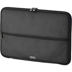 11.6インチワイドサイズ対応 Ultrabook用ZEROSHOCKケース/ブラック ZSB-IBUB03BK(FMDI003148)