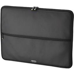 15.6インチワイドサイズ対応 Ultrabook用ZEROSHOCKケース/ブラック ZSB-IBUB04BK(FMDI003150)