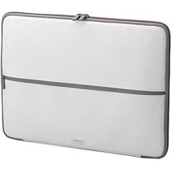 15.6インチワイドサイズ対応 Ultrabook用ZEROSHOCKケース/ホワイト ZSB-IBUB04WH(FMDI003151)