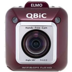 フィールドムービー QBiC D1 (ワインレッド) QBiC D1(R)(FMDI004964)