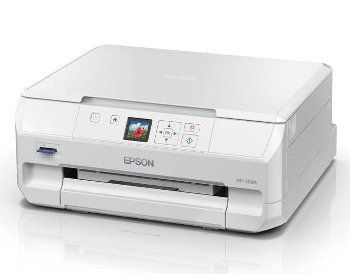 A4インクジェットプリンター/カラリオ多機能 EP-709A(FMDI005828)