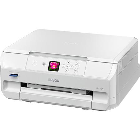 A4インクジェット/カラリオ/多機能モデル/6色染料/無線LAN/Wi-Fi Direct/1.44型液晶 EP-710A(FMDI008269)