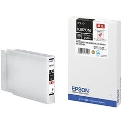 ビジネスインクジェット用 インクカートリッジM(ブラック)/約2500ページ対応 ICBK93M(FMDI011368)
