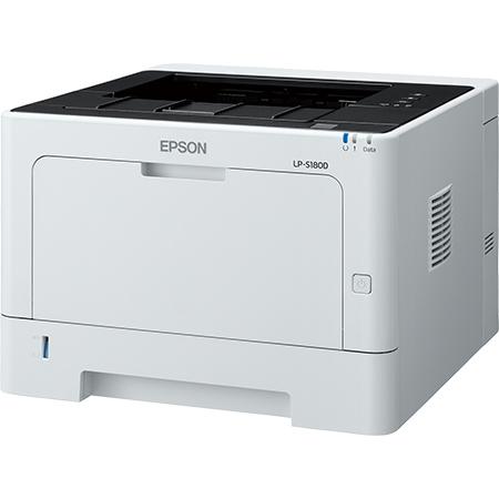 A4モノクロページプリンター/30PPM/両面印刷/USB/耐久性10万ページ LP-S180D(FMDI008417)