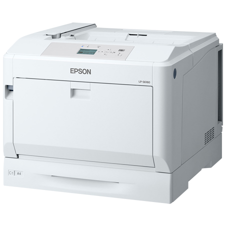 A3カラーページプリンター/カラー・モノクロ25PPM/両面印刷オプション対応 LP-S6160(FMDI007120)