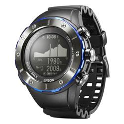 WristableGPS for Trek/GPSトレッキングギア/3D標高ナビゲーション機能搭載/マウンテンサファイア(FMDI006356)