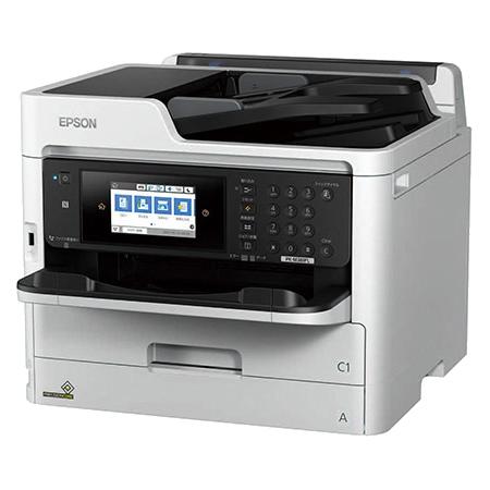 A4モノクロビジネスインクジェット複合機/大容量インク&低印刷コスト/約34PPM/4.3型タッチパネル/耐久15万ページ PX-M381FL(FMDI012019)