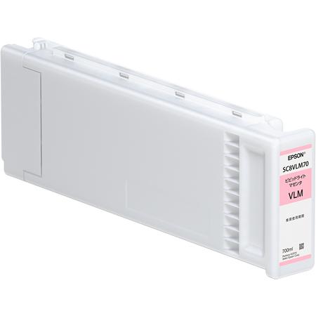 SureColor用 インクカートリッジ/700ml(ビビッドライトマゼンタ) SC8VLM70(FMDI011688)