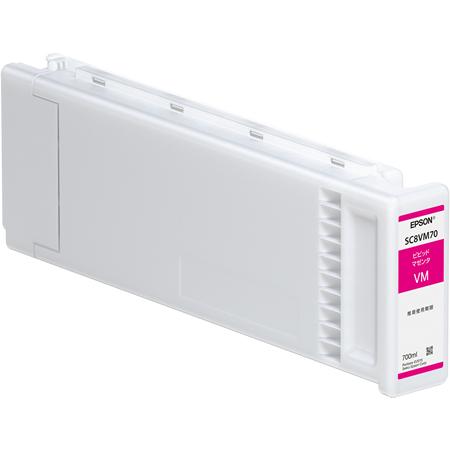 SureColor用 インクカートリッジ/700ml(ビビッドマゼンタ) SC8VM70(FMDI011689)