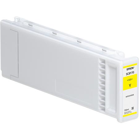 SureColor用 インクカートリッジ/700ml(イエロー) SC8Y70(FMDI011690)
