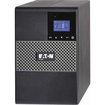 イートン無停電電源装置(UPS) 5P1000 833VA/641W 100V タワー型 ラインインタラクティブ方式 正弦波 センドバック3年保証付 5P1000-S3(FMDI006934)