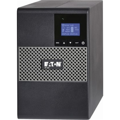 イートン無停電電源装置(UPS) 5P1500 1080VA/825W 100V タワー型 ラインインタラクティブ方式 正弦波 センドバック5年保証付 5P1500-S5(FMDI006939)