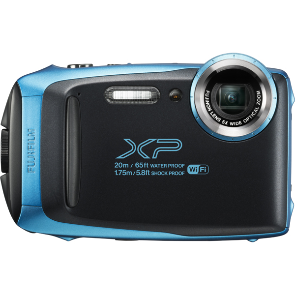 デジタルカメラ FinePix XP130 スカイブルー FX-XP130SB(FMDI012064)
