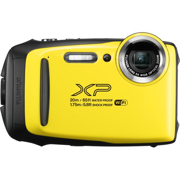 デジタルカメラ FinePix XP130 イエロー FX-XP130Y(FMDI012066)