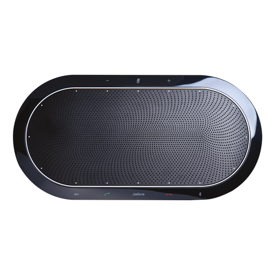 USB・Bluetooth・3.5mmピンプラグ接続対応 スピーカーフォン Microsoft Lync認定 「Jabra SPEAK 810 MS」(FMDI014729)