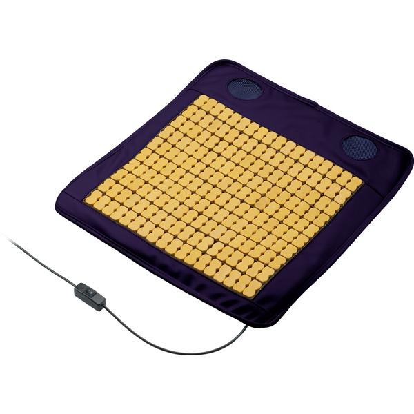 USBクーラークッション バンブー(竹素材) ブルー GH-COOLSB-BL(FMDI005976)