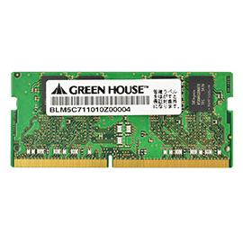 PC4-17000 DDR4 SO-DIMM 16GB 永久保証 GH-DNF2133-16GB(FMDI007610)