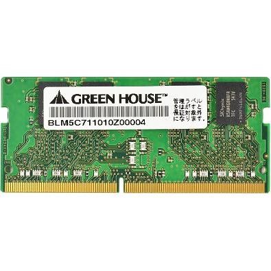 PC4-17000 DDR4 SO-DIMM 4GB 永久保証 GH-DNF2133-4GB(FMDI007611)