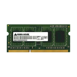 ノート用 PC3-12800 204pin DDR3 SDRAM SO-DIMM 4GB(FMDI001155)