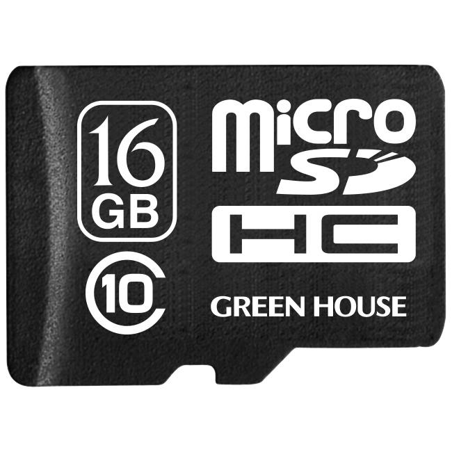 microSDHCカード 16GB クラス10 +データ復旧サービス GH-SDMRHC10DA-16G(FMDI004720)