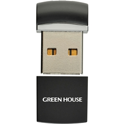 USBフラッシュメモリ 「ピコドライブマイクロ」 8GB GH-UFD8GMCR(FMDI003809)