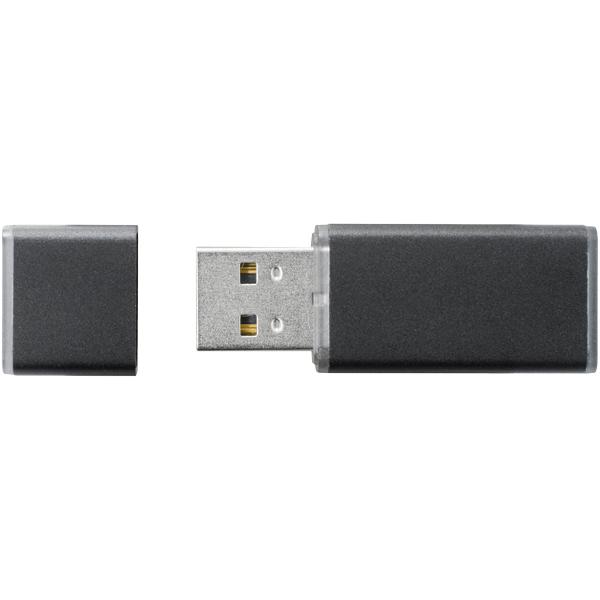 インダストリアルUSB2.0メモリー SLC -40度~85度 8GB GH-UFI-XSC8G(FMDI012444)