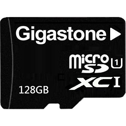 MicroSDXC Memory Card Class 10 UHS-1 128GB GJMX/128U(FMDI004694)