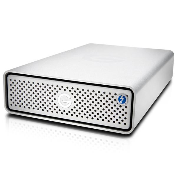 G-DRIVE Thunderbolt 3 USB-C 8000GB 0G05376(FMDI007039)