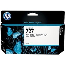 HP727インクカートリッジ フォトブラック130ml B3P23A(FMDI011782)