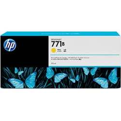 HP771B インクカートリッジ イエロー B6Y02A(FMDI011787)