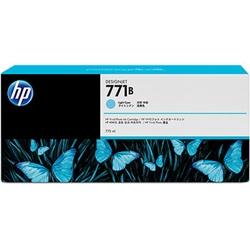 HP771B インクカートリッジ ライトシアン B6Y04A(FMDI011789)