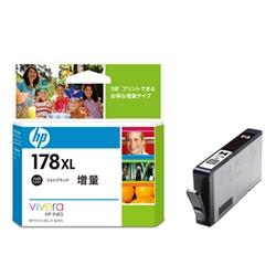 HP 178XL インクカートリッジ フォトブラック(増量) CB322HJ(FMDI011805)