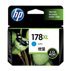 HP178XLインクカートリッジ シアン 増量(FMDI001203)