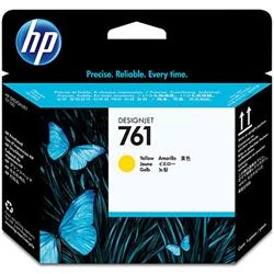 HP761 プリントヘッド イエロー CH645A(FMDI011826)