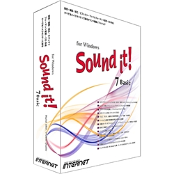 Sound it! 7 Basic for Windows(FMDIS00990)