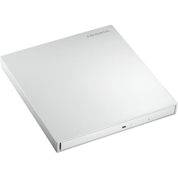 USB3.0/2.0対応 ポータブルブルーレイドライブ パールホワイト BRP-UT6SLW(FMDI006909)