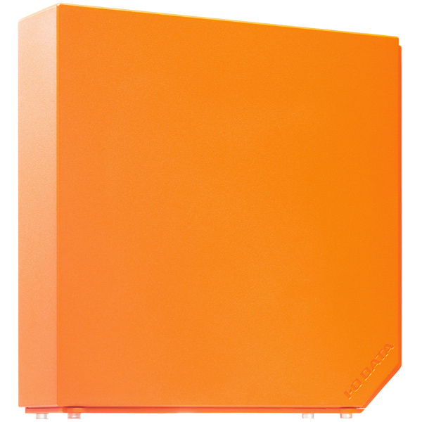 USB 3.0/2.0対応 外付ハードディスク 3TB Sunset Orange HDEL-UT3ORB(FMDI005041)