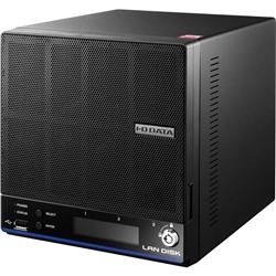 ウイルス対策機能搭載「拡張ボリューム」採用2ドライブビジネスNAS 4TB ライセンス5年 HDL2-H4/TM5(FMDI007720)