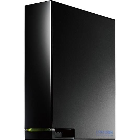 小規模オフィス・SOHO向け超高速1ドライブビジネスNAS「LAN DISK A」 3TB 引っ越し機能付 HDL-AA3W(FMDI007747)