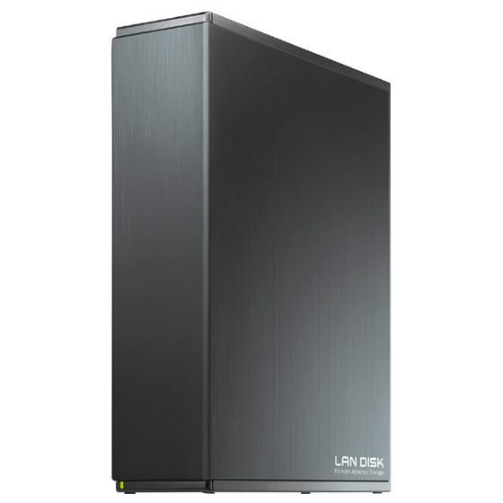 ネットワーク接続ハードディスク(NAS) 4TB HDL-TA4(FMDI012231)