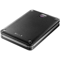 USB3.0/2.0対応 HW暗号化&パスワードロック 耐衝撃ポータブルハードディスク 2.0TB HDPD-SUT2.0K(FMDI005107)