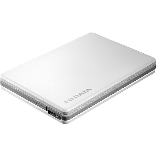 USB3.0/2.0�Ή� �|�[�^�u���n�[�h�f�B�X�N �u�������J�N����Lite�v �z���C�g 500GB HDPF-UT500WC(FMDI005113)