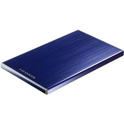 USB3.0/2.0対応 外付けポータブルHDD 「カクうす7」 プルシアンブルー 500GB HDPU-UT500B(FMDI002681)