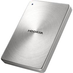 USB3.0/2.0対応 ポータブルハードディスク 「カクうす」 1.0TB シルバー HDPX-UTA1.0S(FMDI003553)
